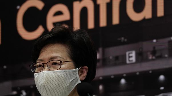 U.S. imposes sanctions on Hong Kong