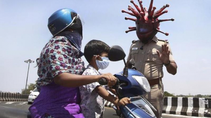 Hindistanda bir gündə 971 nəfər COVID-19-dan öldü
