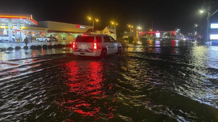 """Hurrikan """"Isaias"""" trifft auf Land"""