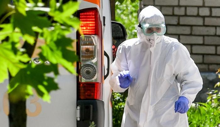 Ukraynada bir gündə 1489 nəfər koronavirsa yoluxdu