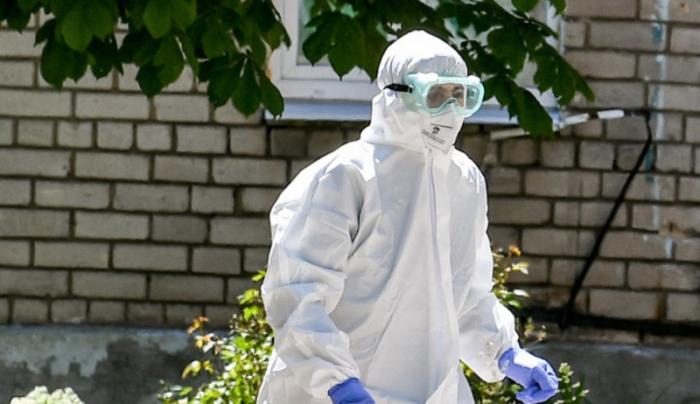 Ukraynada daha 1008 nəfər virusa yoluxdu