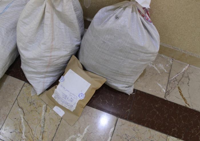 Mingəçevirdə əməliyyat: 30 kq narkotik aşkarlandı