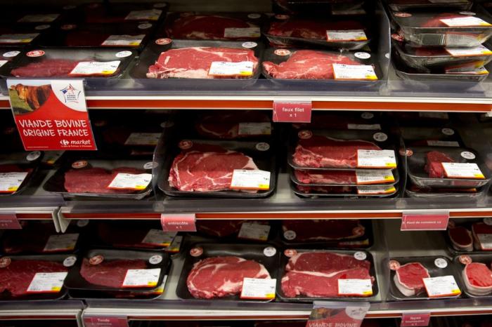 FAO: la consommation de viande dans le monde devrait reculer de 3% en 2020