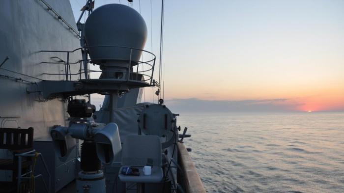 Deutsche Fregatte sticht in See – Ziel ist der Seeraum vor der Küste Libyens