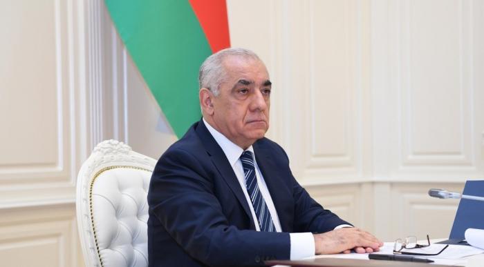 Əli Əsədov Prezidentə hesabat verdi