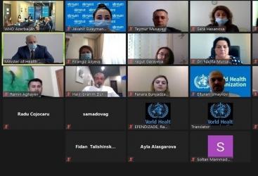 La misión de la OMS en Azerbaiyán valora muy positivamente la labor realizada en el ámbito de la salud del país