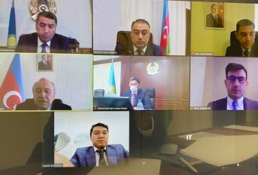 Celebran reunión preparatoria de la Comisión Intergubernamental Azerbaiyán-Kazajstán
