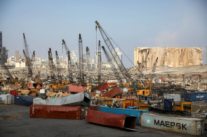 Le port de Tripoli s