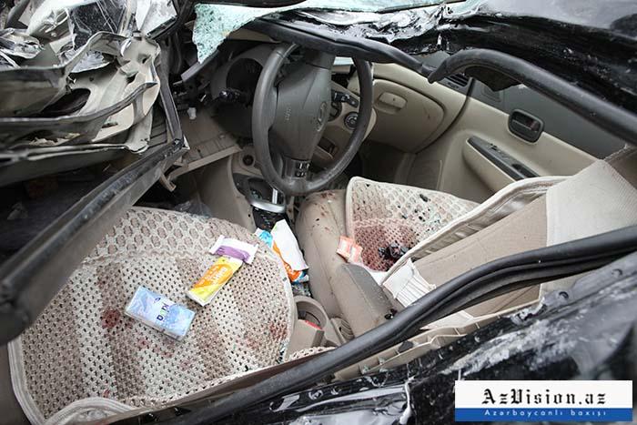 Sərxoş sürücülər 6 nəfərin ölümünə səbəb oldu