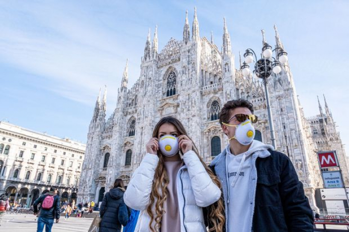 Italy reports highest daily coronavirus cases since May