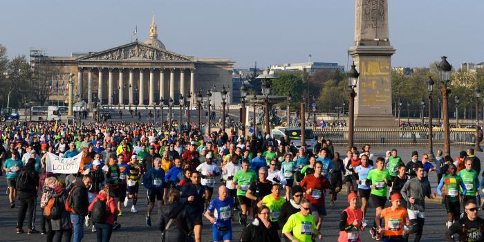Pandémie:   le marathon de Paris annulé