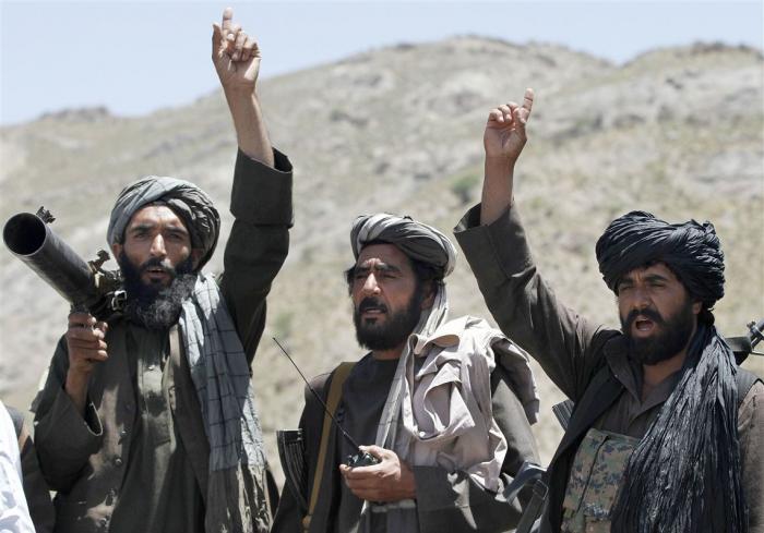 """ABŞ və """"Taliban"""" hərbi rabitə kanalı qurdu"""