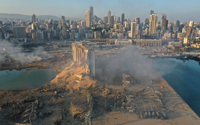 Death toll from Beirut port blast climbs to 171