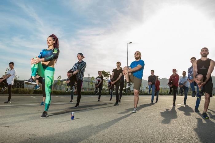 Açıq havada idman yarışlarına icazə verildi