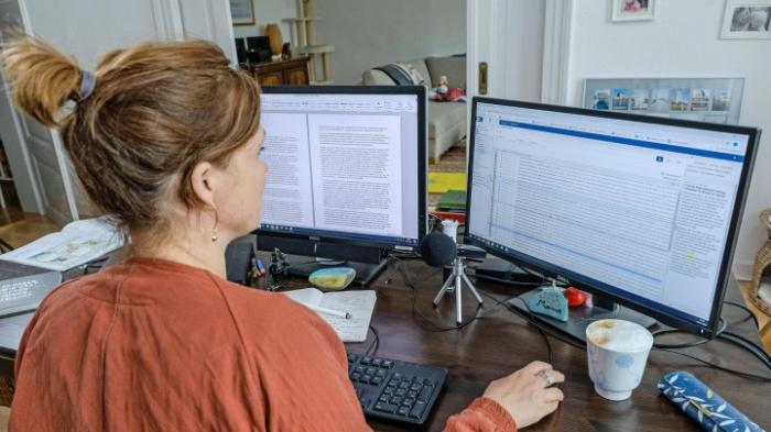 Auch nach der Krise werden Home-Office und Online-Konferenzen bleiben