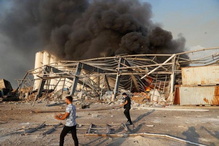 Beyrutda partlayışa görə 16 nəfər saxlanılıb