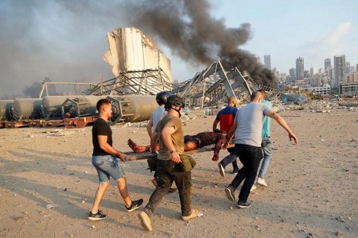 Beyrutdakı partlayışda yaralanan daha bir erməni ölüb