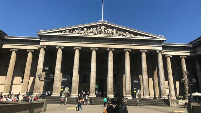 British Museum removes founder