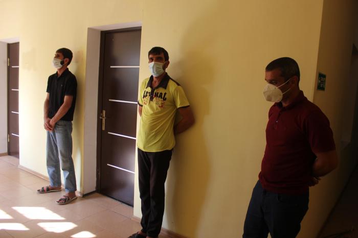 Şabran polisi əməliyyat keçirdi,  3 nəfər saxlanıldı