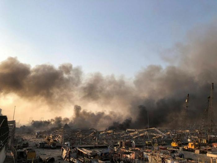 Au moins 27 morts et 2.500 blessés dans une forte explosion à Beyrouth - Mise à Jour -Video
