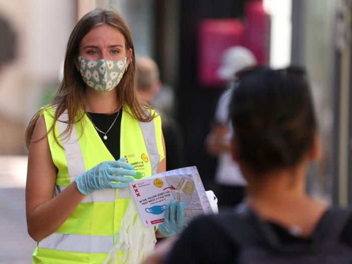 Coronavirus aux Pays-Bas:une hausse de 55% par rapport à la semaine précédente