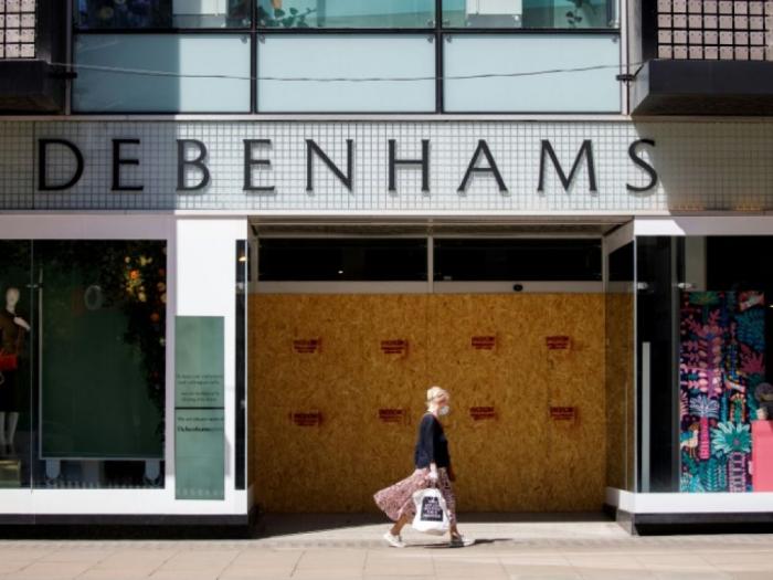 Pandémie: Debenhams annonce 2.500 suppressions d