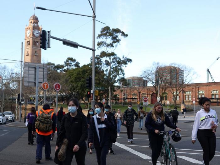 Coronavirus/Australie: le pays enregistre son pire bilan quotidien