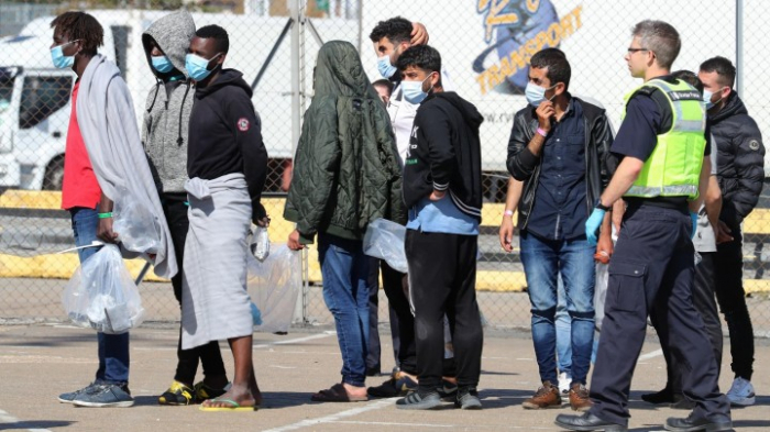 Großbritannien verstärkt Grenzkontrollen am Ärmelkanal