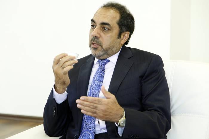 سفير الامارات يغادر اذربيجان