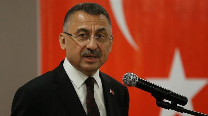Türkiyənin vitse-prezidenti Beyruta gedir