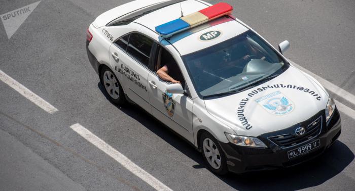 Ermənistanda hərbi polisin yeni rəisi virusa yoluxdu