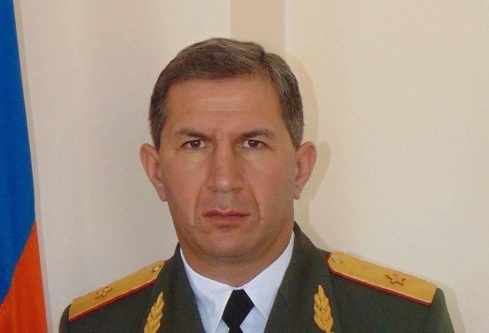 Ermənistanın baş qərargah rəisi Qarabağa gəldi