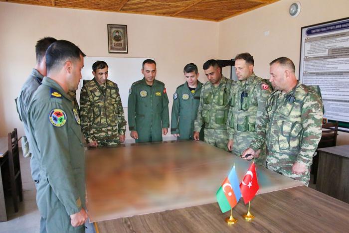 Azərbaycan-Türkiyə birgə təlimləri davam edir -    VİDEO