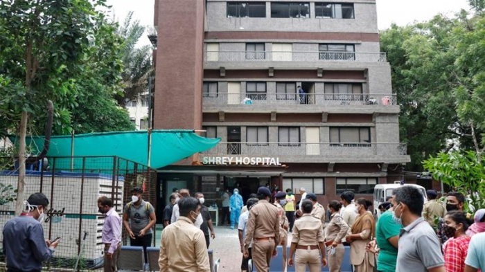 8 coronavirus patients killed in hospital fire in India