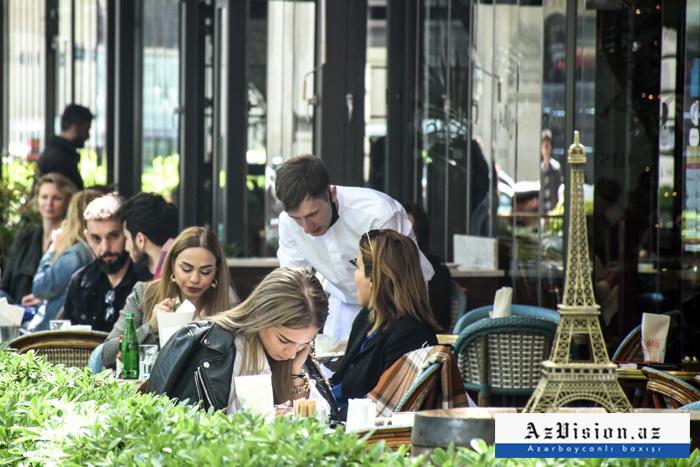 Kafe və restoranlar açılır -    RƏSMİ
