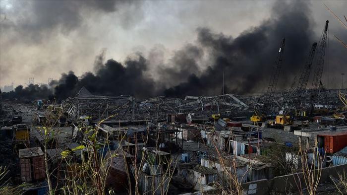 Partlayışın Beyruta vurduğu ziyan açıqlandı