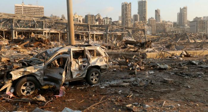 Beyrutda ölənlərin sayı 137 nəfərə çatıb -  YENİLƏNİB