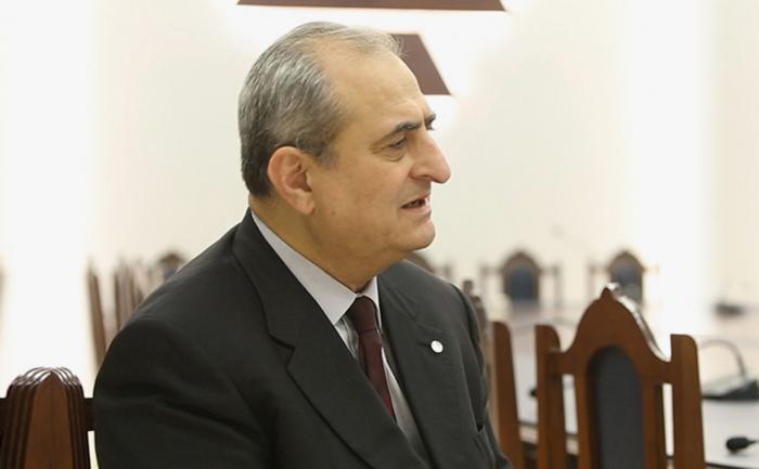 Erməni partiya lideri partlayışda öldü