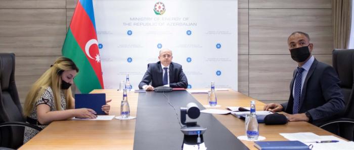 Azerbaiyán e Irán discutieron el proyecto de construcción de centrales eléctricas en la frontera común