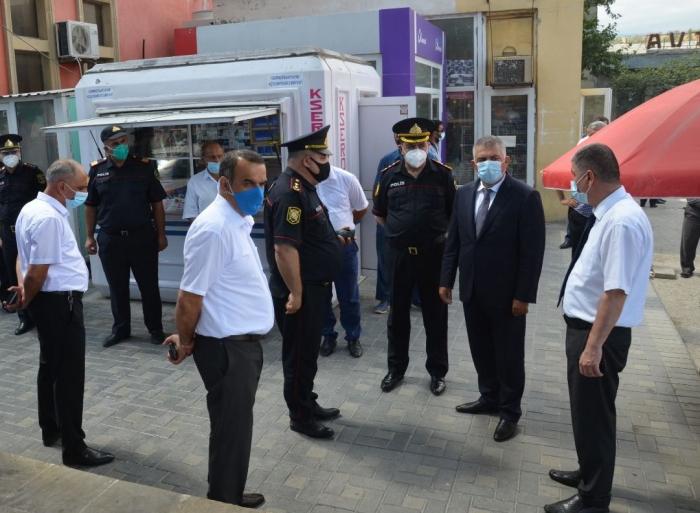 Polis Şabranda reyd keçirdi