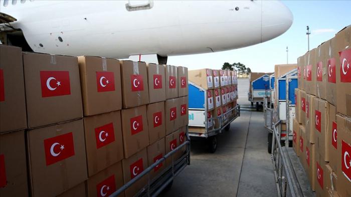 Die Türkei schickt medizinische Hilfe nach Aserbaidschan