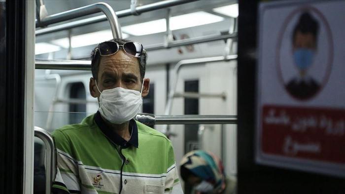 İranda virusa yoluxan və ölənlərin sayı artdı