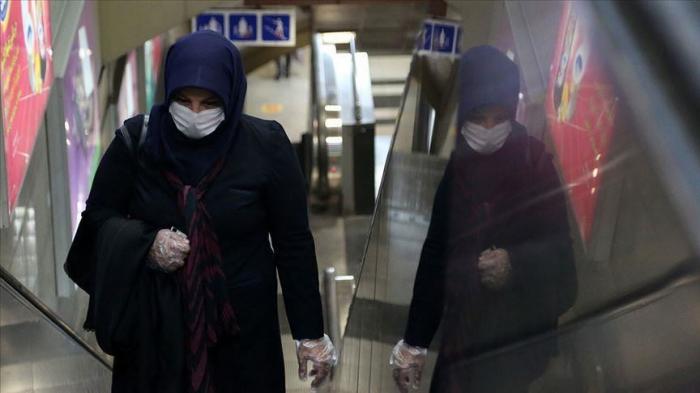 İranda daha 2501 nəfər koronavirusa yoluxub