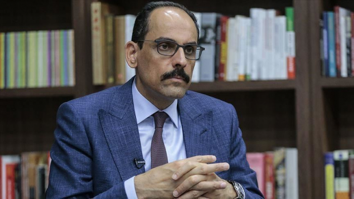 Turkey always supports Azerbaijan - Ibrahim Kalin