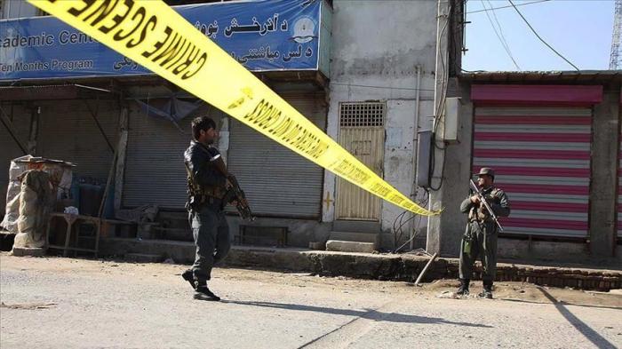 """""""Taliban"""" polislərə hücum etdi:  Ölənlər var"""