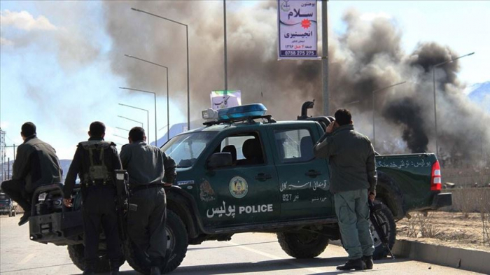 Əfqanıstanın şərqində Taliban hücumu-    3 ölü