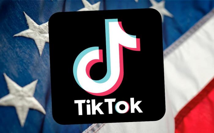 Le président américain va interdire TikTok dans le pays