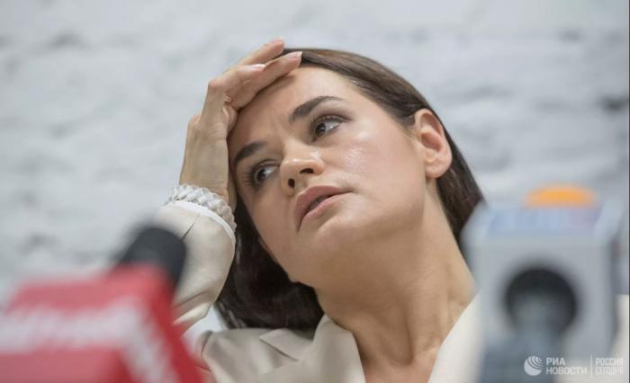 Tixanovskaya ölkəni tərk etdiyini təsdiqlədi -  VİDEO