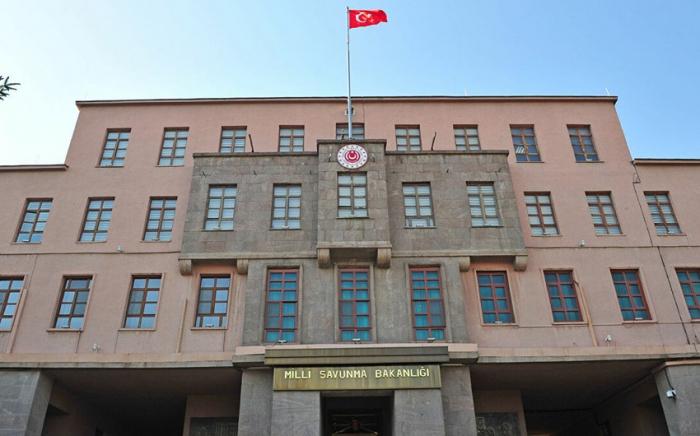 """""""Armenien zielt auf unschuldige Zivilisten ab"""" -   türkisches Verteidigungsministerium"""