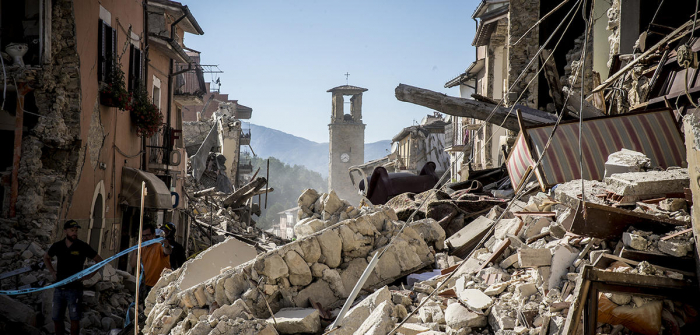 Major earthquakes in Italy are caused by hidden CO2 emissions, study shows
